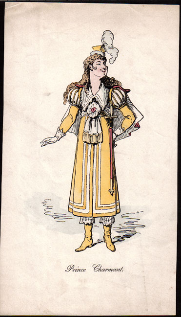 Comical French Character Etchings Hand Colored Early 1800 U0026 39 S