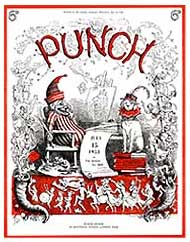 Cover of Punch Magazine