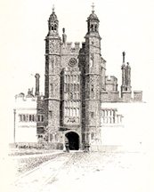 Lupton's Tower, Eton