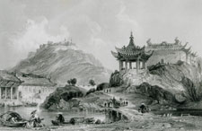 The Fortress of Terror, Ting-hai