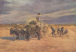 Workers in the Fields, Province of Segovia