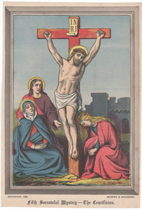 Fifth Sorrowful Mystery The Crucifixion of Our Lord