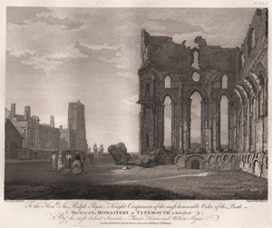 Monastery at Tynemouth