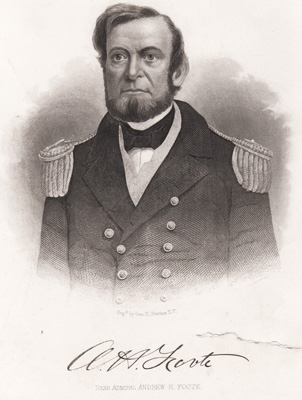 REAR ADMIRAL ANDREW H. FOOTE