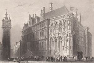 Town Hall, Ghent