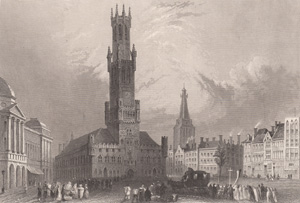 The Great Tower, Bruges