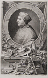 Thomas Wolsey, Cardinal, and Lord Chancellor