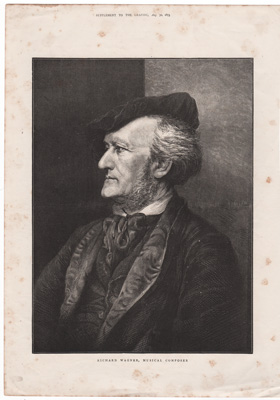 Richard Wagner, Musical Composer
