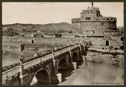 Bridge & Fort St. Angelo, Rome