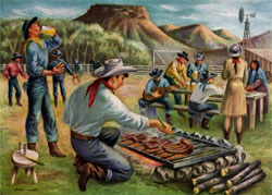 Western Barbecue
