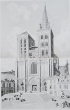 Church of St. Peter, at Lisieux
