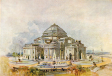 Design for the Canadian War Memorial