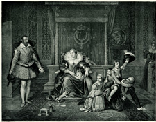 Henry IV of France at Home
