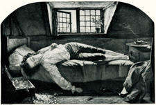 The Death of Chatterton, the Young Poet