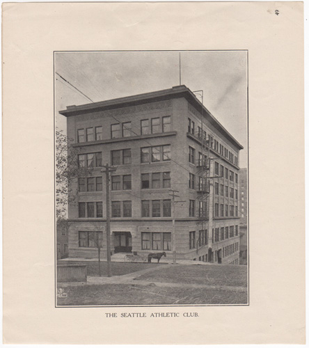The Seattle Athletic Club