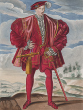 The Earl of Surrey