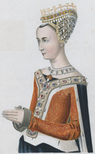 Margaret, Queen of James 3rd of Scotland