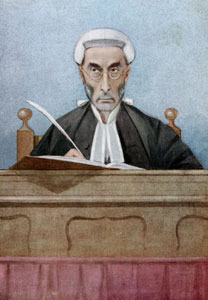 The Right Honourable Lord Justice Buckley