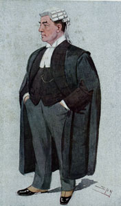 The Honourable Mr. Justice Bargrave Deane