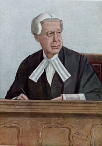 The Honourable Mr. Justice Swinfen Eady
