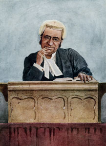 The Right Honourable Lord Justice Farwell