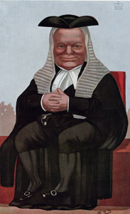 The Right Honourable The Earl of Halsbury