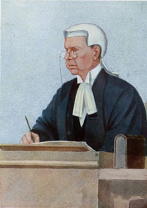 The Honourable R. Justice Lawrance