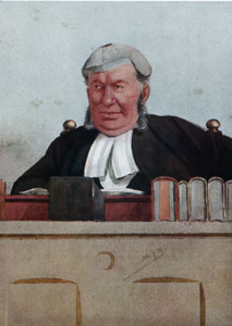 The Right Honourable Lord Lindley