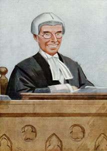 The Honourable Mr. Justice Walton